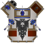 База империи