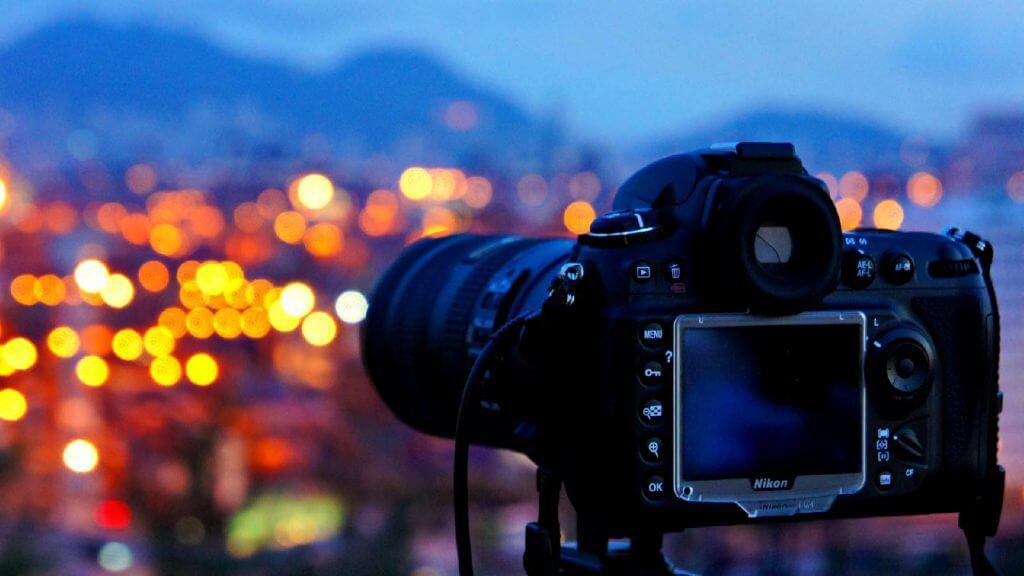 Автофокус фотоаппарата