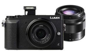 Panasonic Lumix DMC-GX80 - лучший Panasonic 2019 года в ценовом диапазоне до 40000 рублей