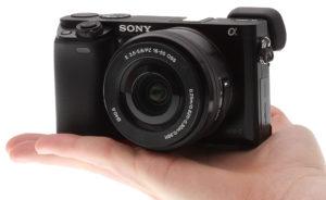 Sony альфа 6000 - лучшая камера от Sony в 2019 году в ценовом диапазоне до 40000 рублей
